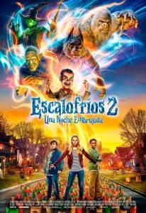 Escalofríos 2: Una noche embrujada (2018) HD 1080p Latino