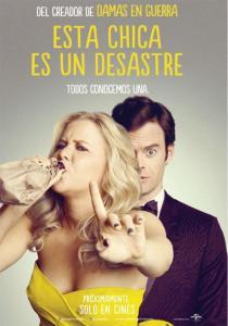 Esta chica es un desastre (2015) HD 1080p Latino