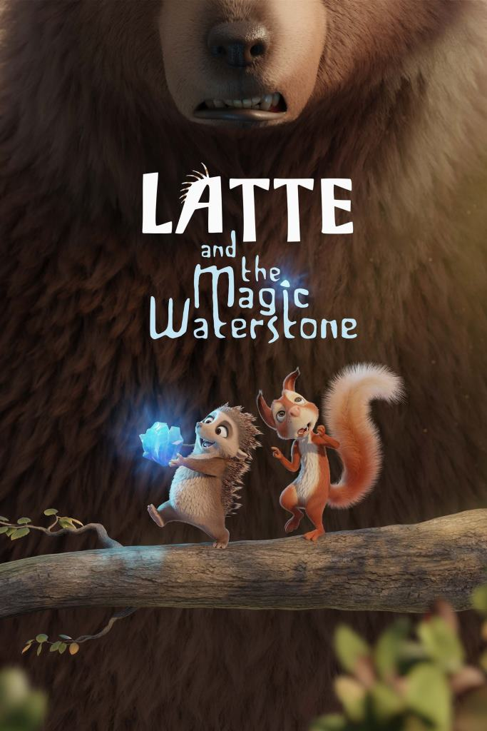 Latte y la Piedra de Agua Mágica (2020) HD 1080p Latino