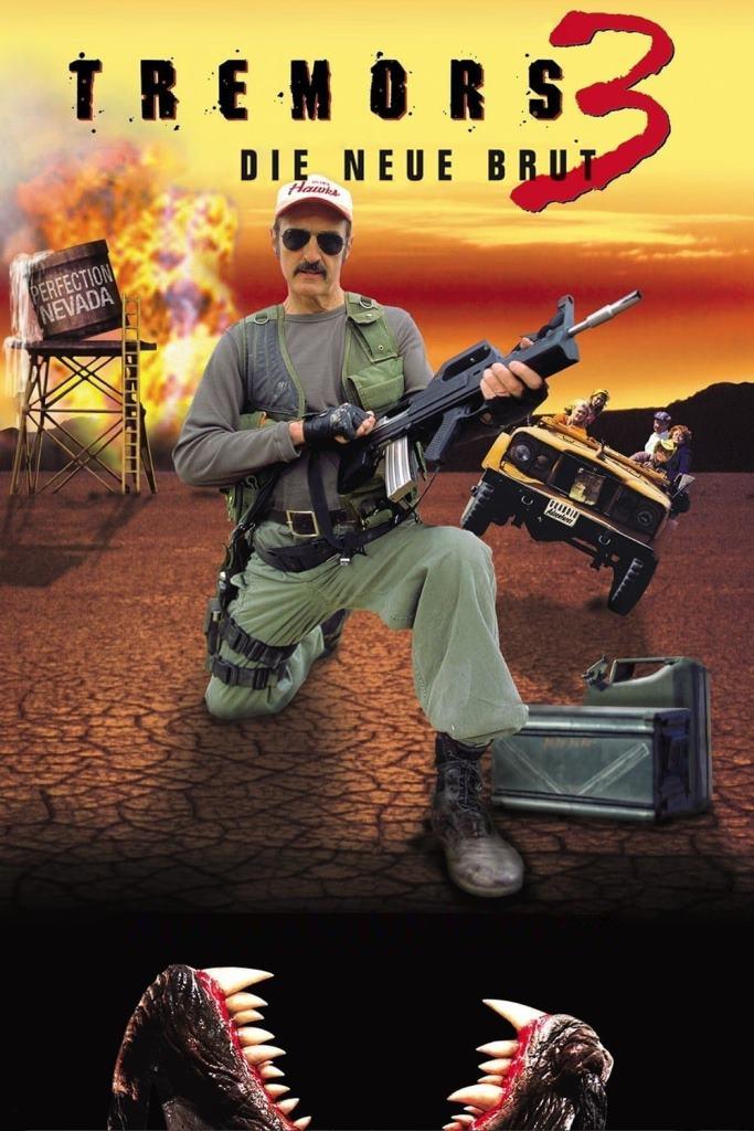Terror bajo la tierra 3: El regreso a perfección (2001) HD 1080p Latino