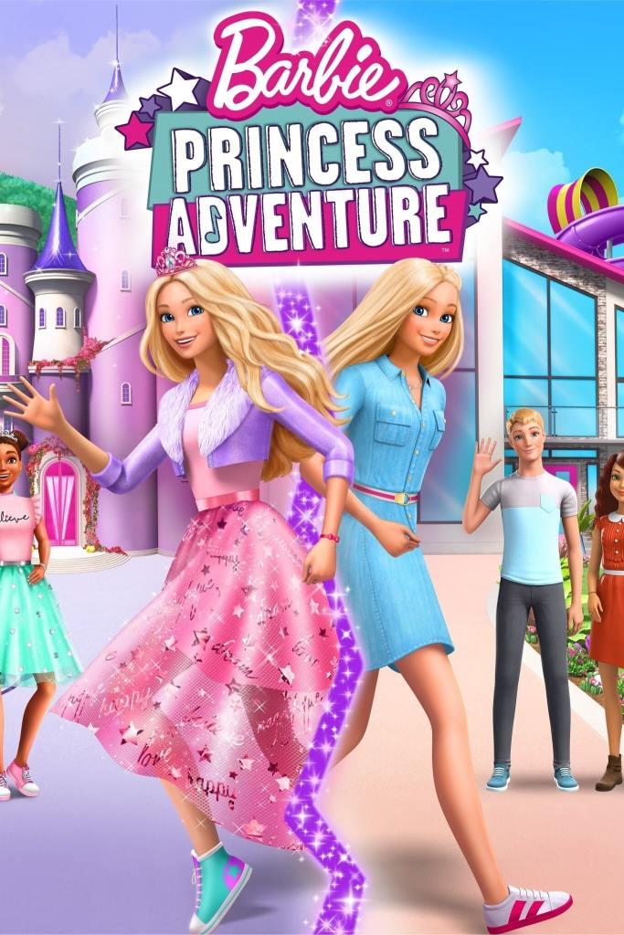 Barbie: Princess Adventure (2020) HD 1080p Latino
