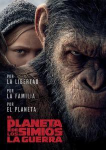 El planeta de los simios: La guerra (2017) HD 1080p Latino