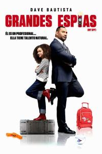 Grandes espías (2020) HD 1080p Latino