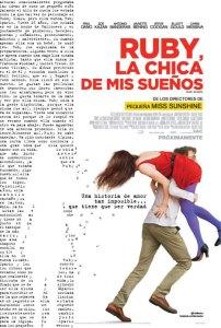 Ruby, la chica de mis sueños (2012) HD 1080p Latino