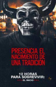 12 horas para sobrevivir: El inicio (2018) HD 1080p Latino