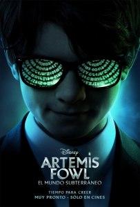 Artemis Fowl: El mundo subterráneo (2020) HD 1080p Latino