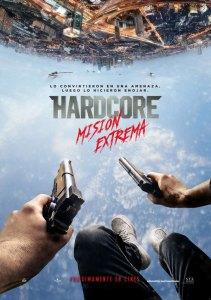Hardcore: Misión extrema (2015) HD 1080p Latino