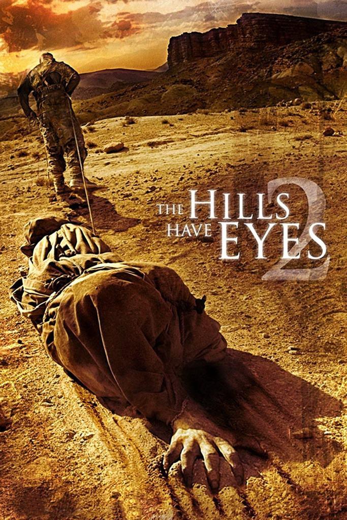 Las colinas tienen ojos 2 (2007) HD 1080p Latino