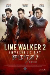Line Walker 2: Espía invisible (2019) HD 1080p Latino
