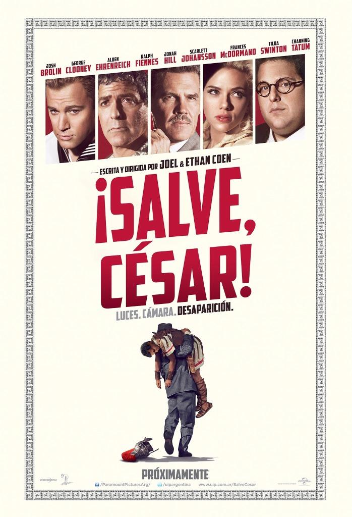 ¡Salve, César! (2016) HD 1080p Latino