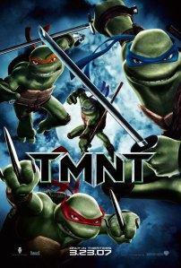 Tortugas Ninja jóvenes mutantes (2007) HD 1080p Latino