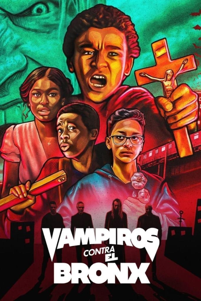 Vampiros contra el Bronx (2020) HD 1080p Latino