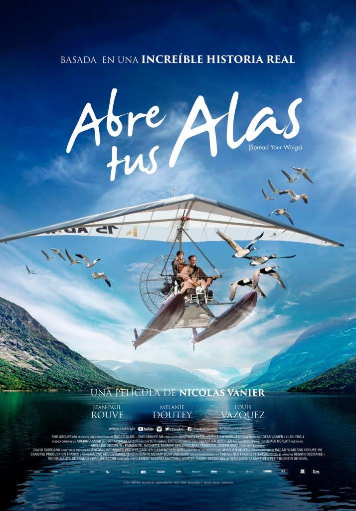 Abre tus Alas (2019) HD 1080p Latino