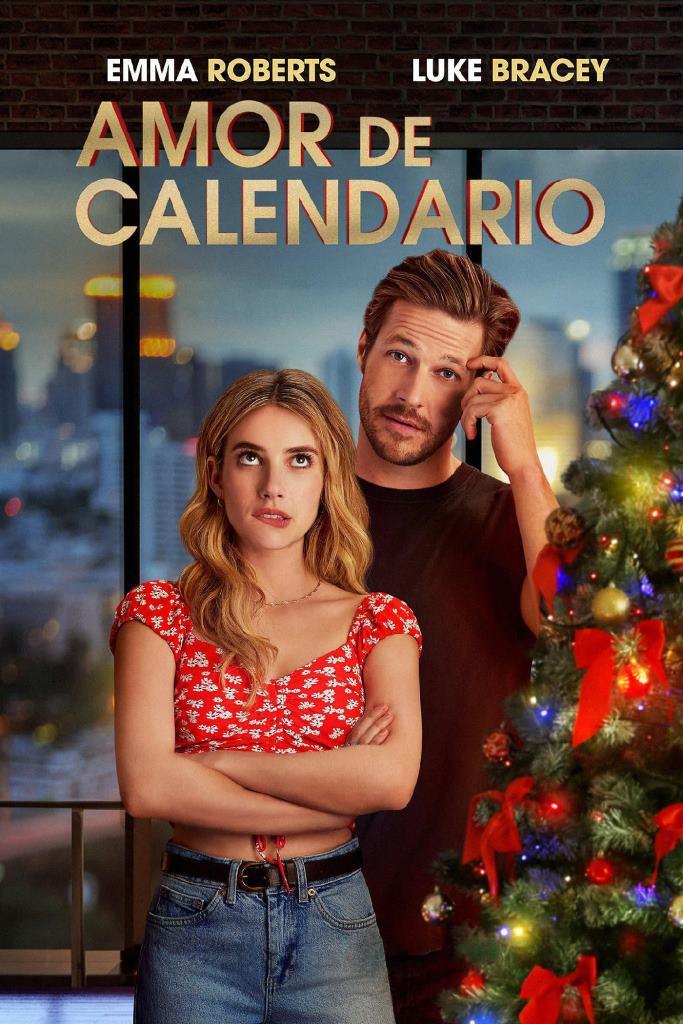 Amor de Calendario (2020) HD 1080p Latino