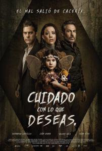 Cuidado con lo que deseas (2020) HD 1080p Latino