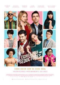 Escuela para seductores (2020) HD 1080p Latino