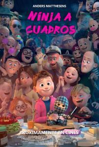 Ninja a cuadros (2018) HD 1080p Latino