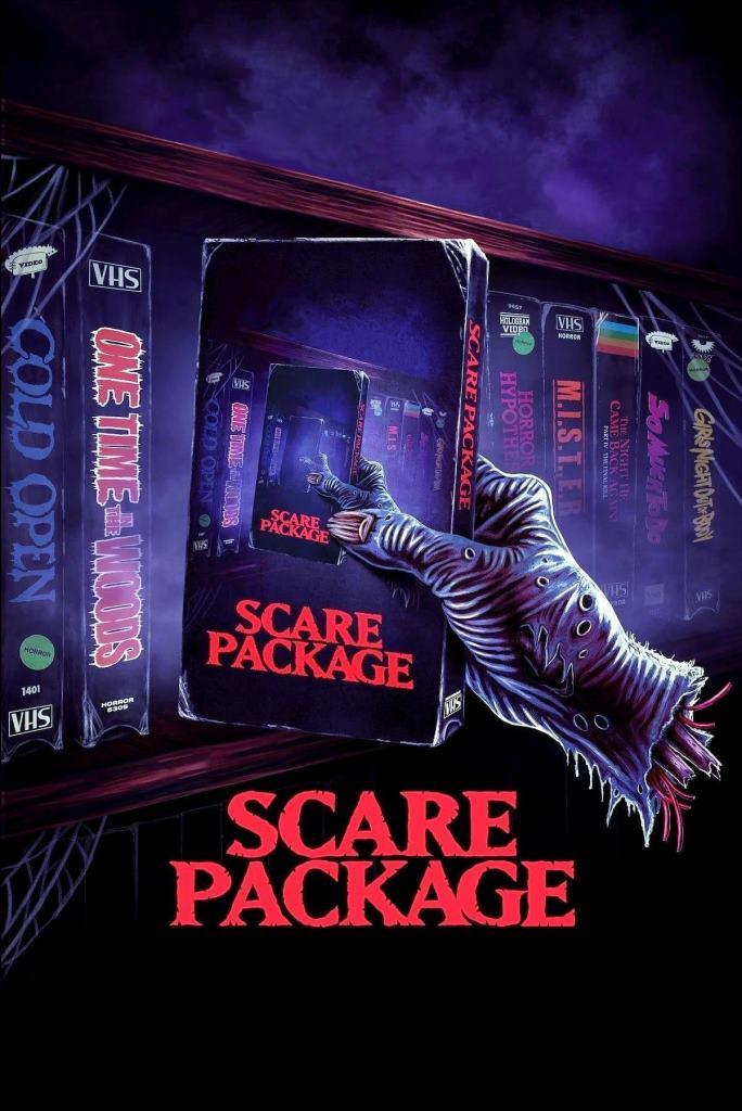 Scare Package (2019) HD 1080p Castellano