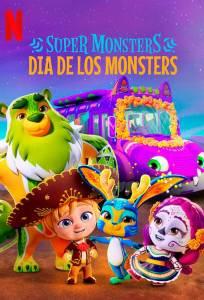 Supermonstruos: Día de muertos (2020) HD 1080p Latino