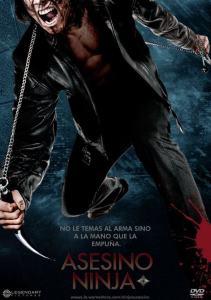 Asesino ninja (2009) HD 1080p Latino