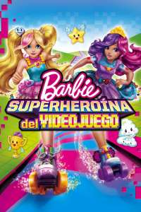 Barbie: Superheroína del Videojuego (2017) HD 1080p Latino