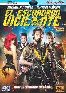 El escuadrón vigilante (2016) HD 1080p Latino