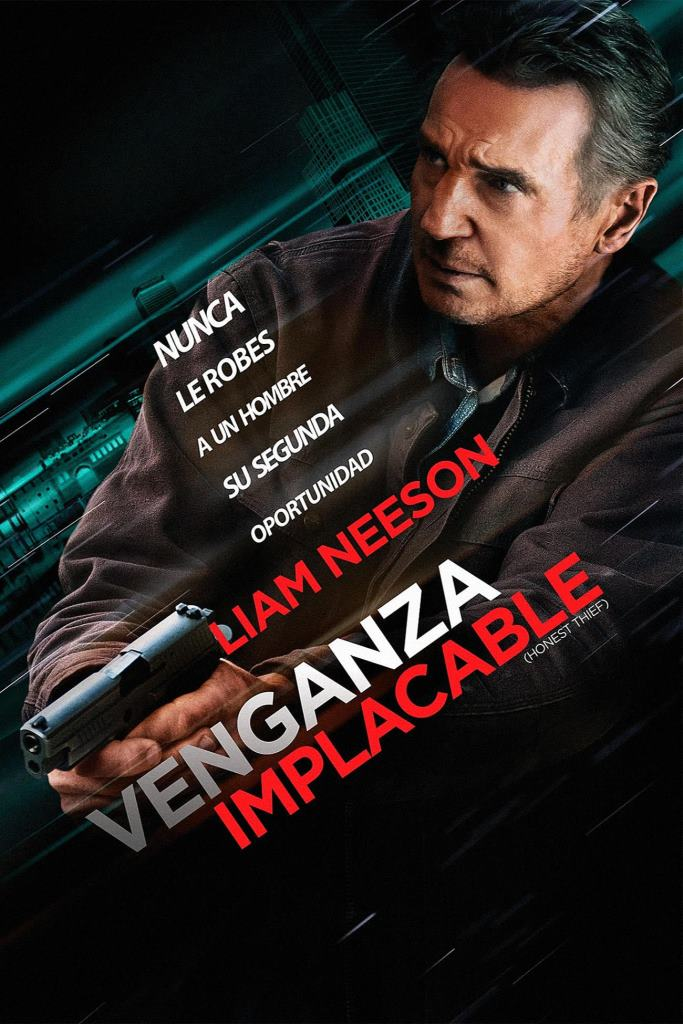 Venganza Implacable (2020) HD 1080p Latino