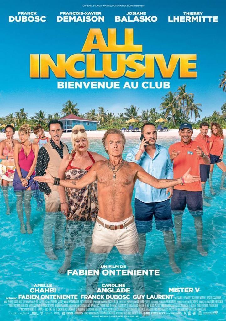 All Inclusive (2019) HD 1080p Latino