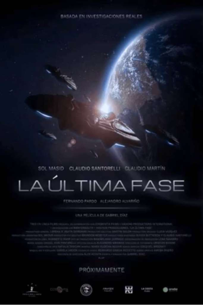 La última fase (2020) HD 1080p Latino