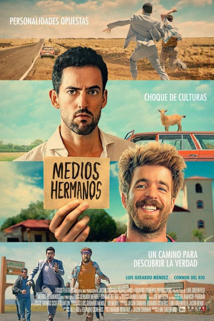 Medio hermanos (2020) HD 1080p Latino