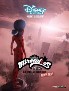 Miraculous World: Nueva York, Héroes Unidos (2020) HD 1080p Latino