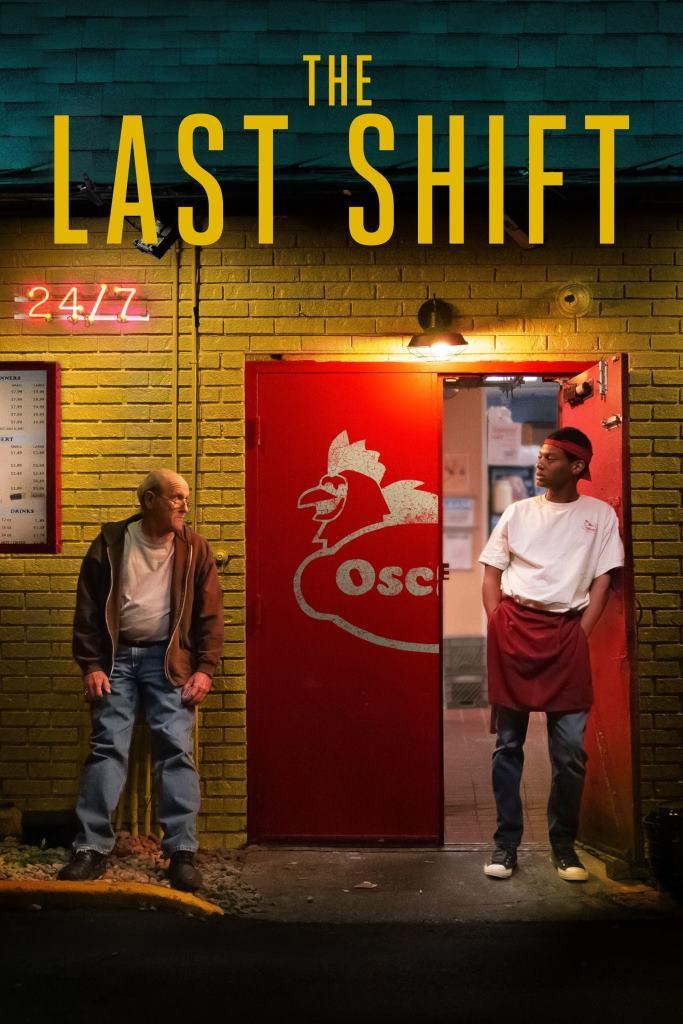 The Last Shift (2020) HD 1080p Latino