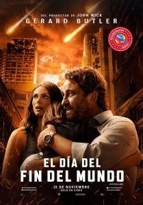 El día del fin del mundo (2020) HD 1080p Latino