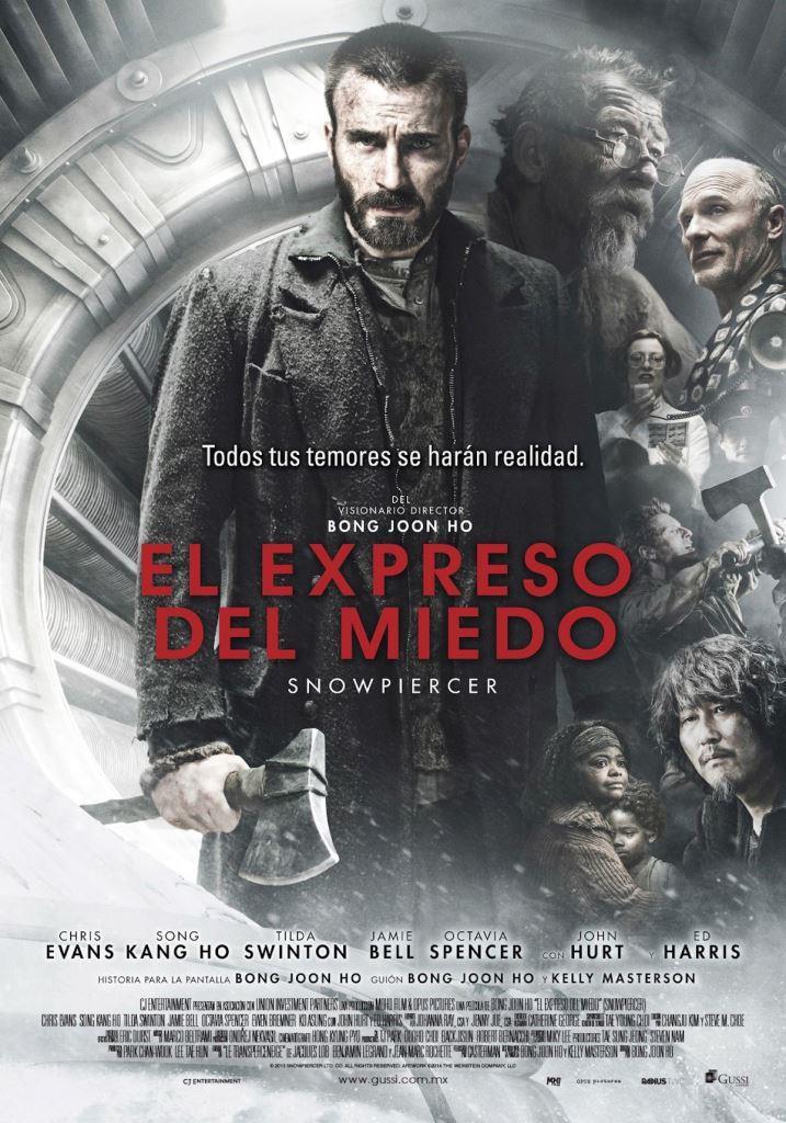 El expreso del miedo (2013) HD 1080p Latino