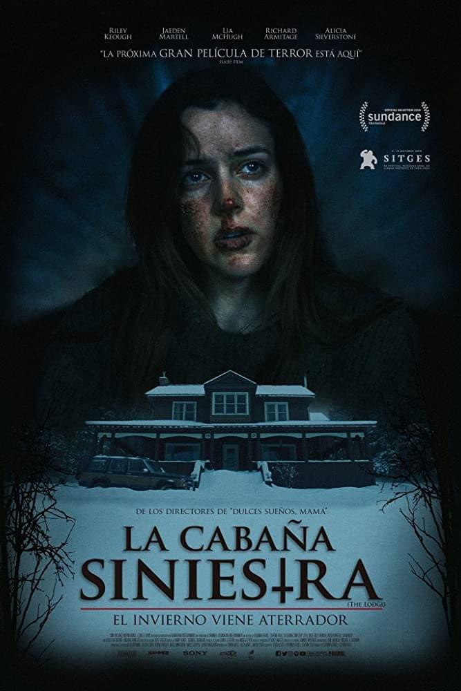 La cabaña siniestra (2019) HD 1080p Latino