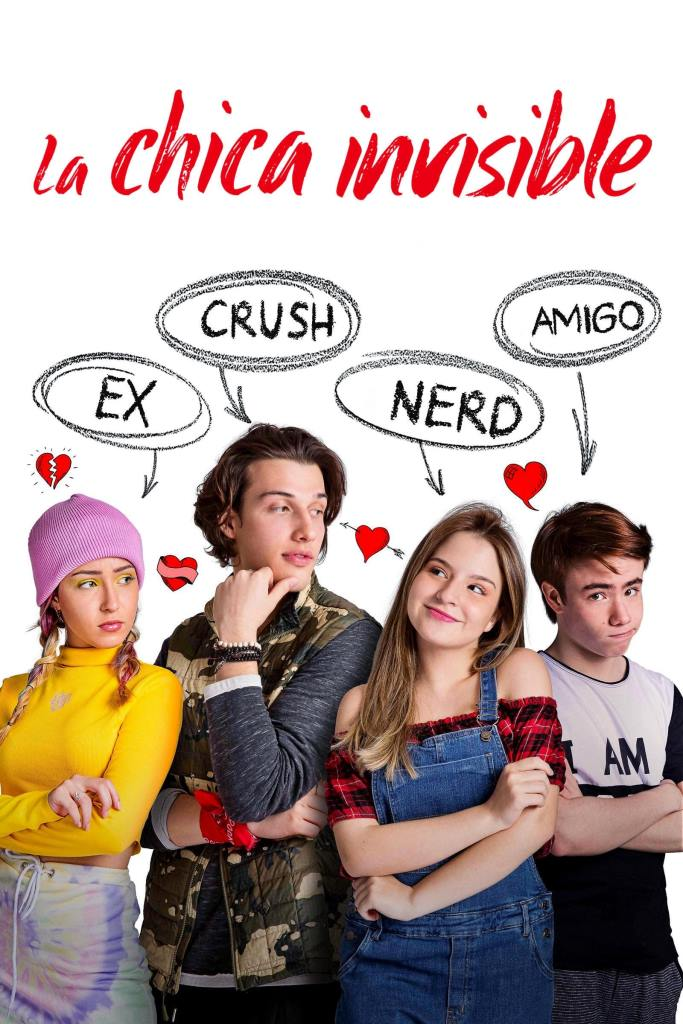 La chica invisible (2020) HD 1080p Latino