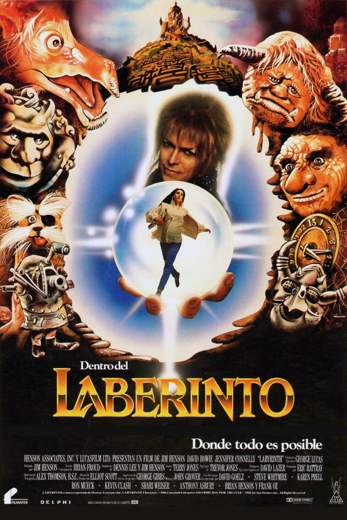 Laberinto (1986) HD 1080p Latino