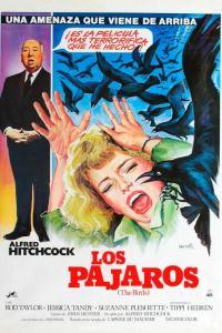 Los pájaros (1963) HD 1080p Latino