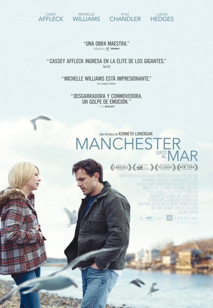 Manchester junto al mar (2016) HD 1080p Latino