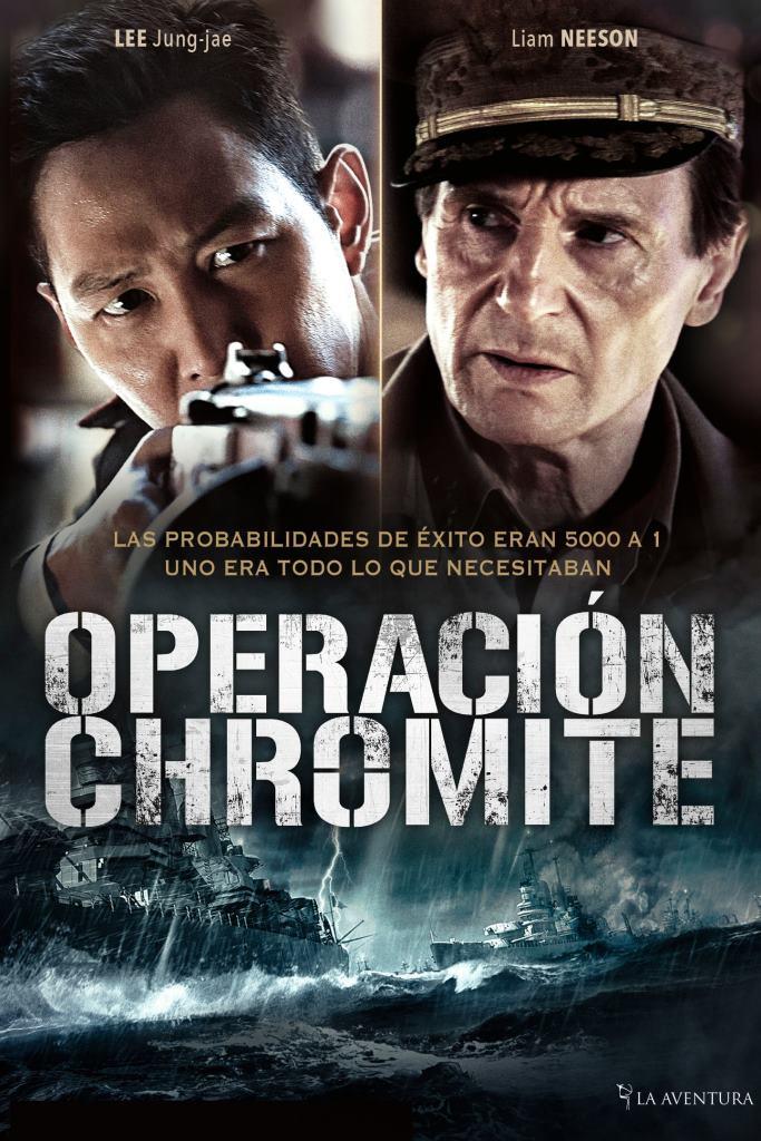 Operación Chromite (2016) HD 1080p Latino