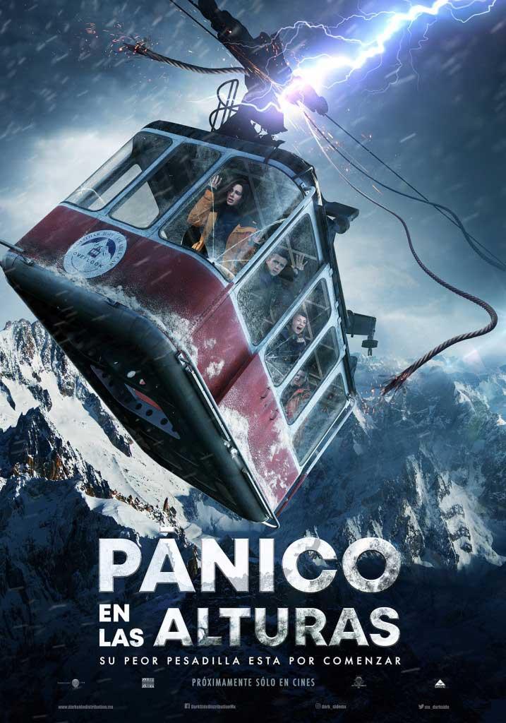 Pánico en las alturas (2019) HD 1080p Latino