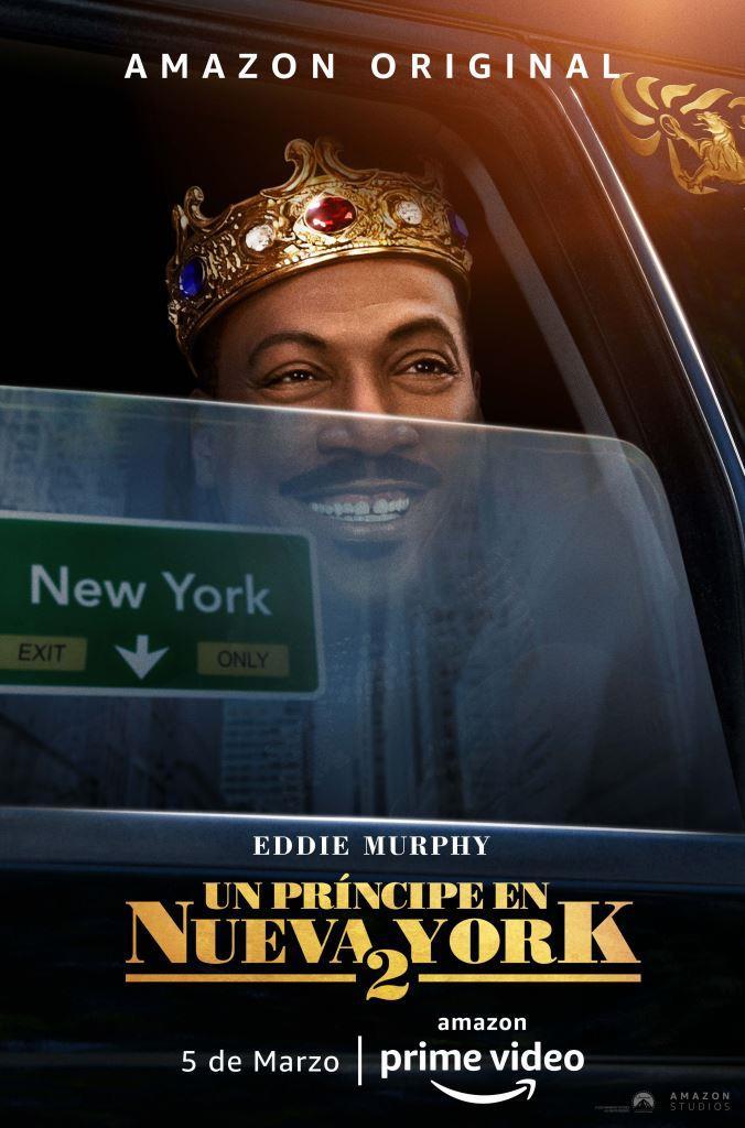 Un Príncipe en Nueva York 2 (2021) HD 1080p Latino