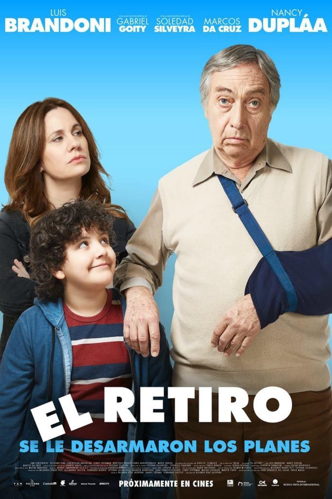 El retiro (2019) HD 1080p Latino