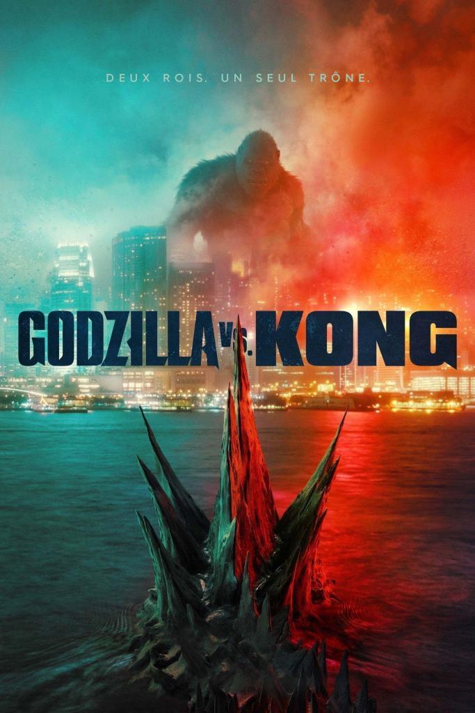 Godzilla vs Kong (2021) HD 1080p Latino