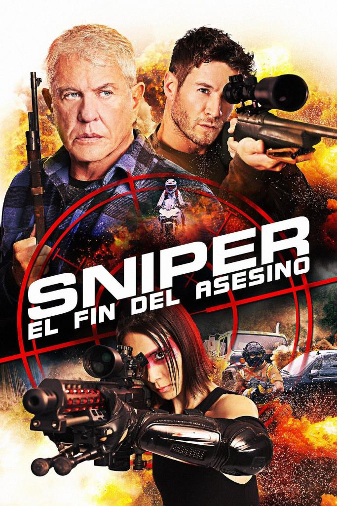 Sniper: El Fin del Asesino (2020) HD 1080p Latino