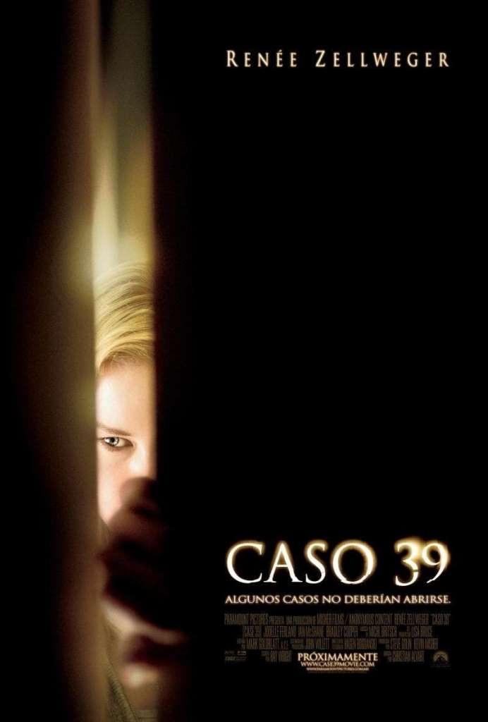 Caso 39 (2009) HD 1080p Latino