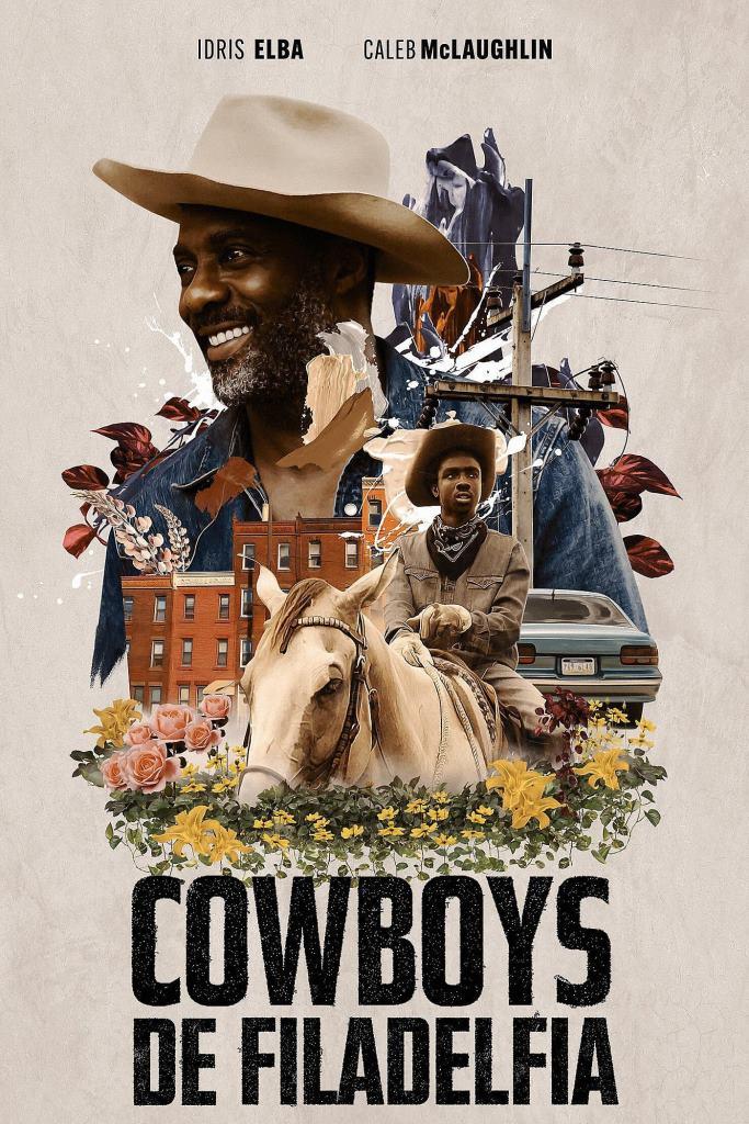 Cowboys de Filadelfia (2020) HD 1080p Latino