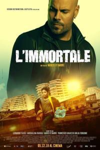 El Inmortal: una película de Gomorra (2019) HD 1080p Latino