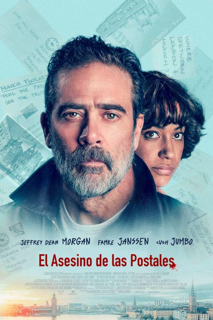 El asesino de las postales (2020) HD 1080p Latino