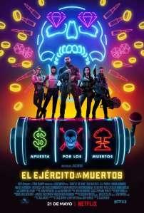 El ejército de los Muertos (2021) HD 1080p Latino